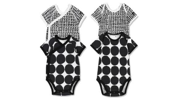 Newborn Short-Sleeve Bodysuit