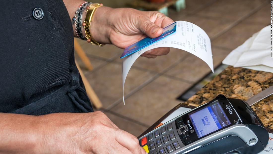Americans are rapidly shrinking their credit card debt during the pandemic