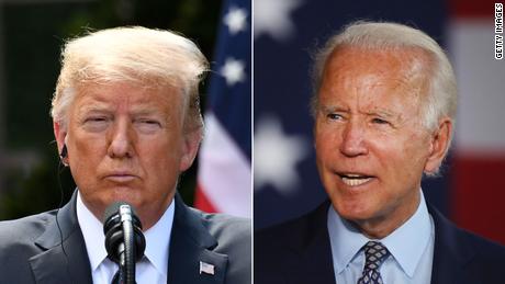 Ứng viên Biden dán nhãn ông Trump là Tổng thống phân biệt chủng tộc đầu tiên của Mỹ
