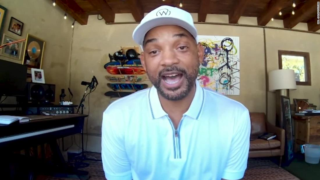 Will Smith says police have called him the n-word multiple times