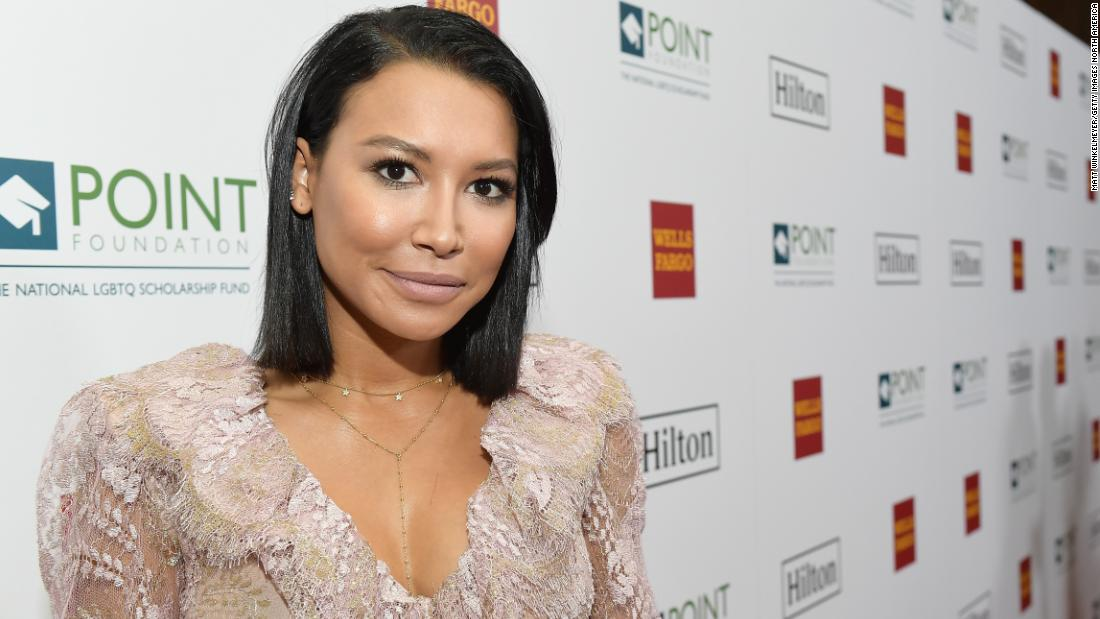 Officials searching for Naya Rivera using sonar equipment to scour the murky waters