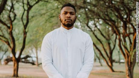 "Preacher Dante Stewart: """"It was exhausting to stay in a White evangelical space."""
