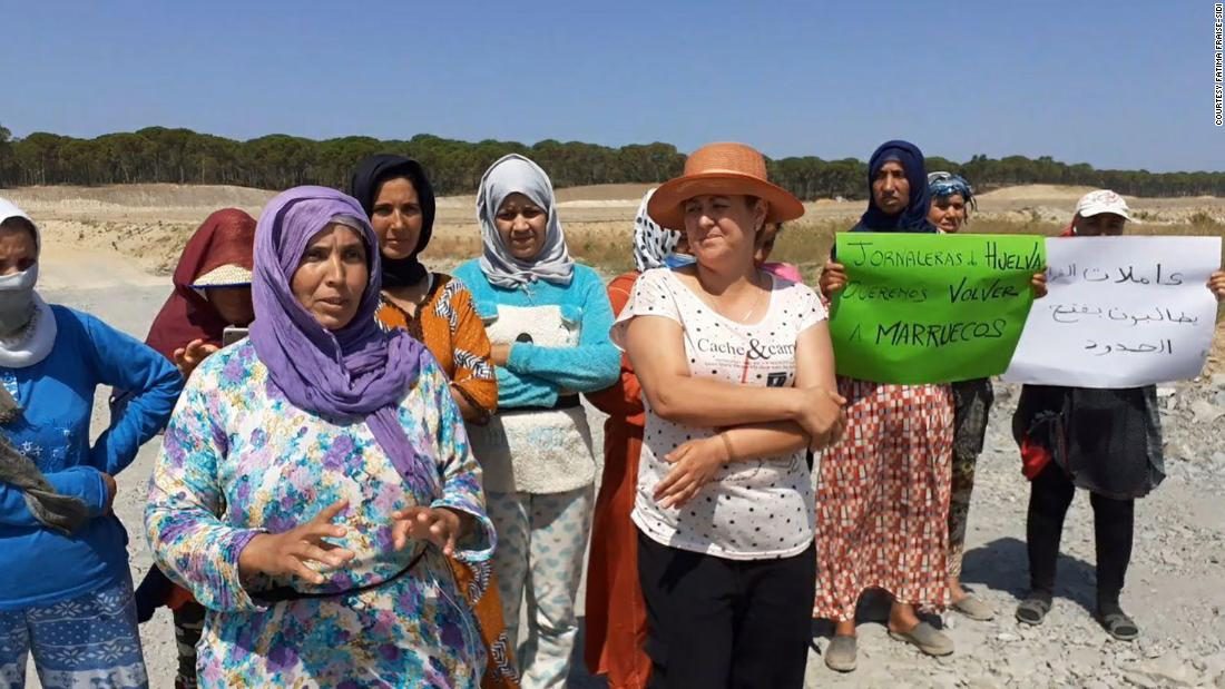Thousands of Moroccan seasonal workers stranded in Spain - Armenian Reporter