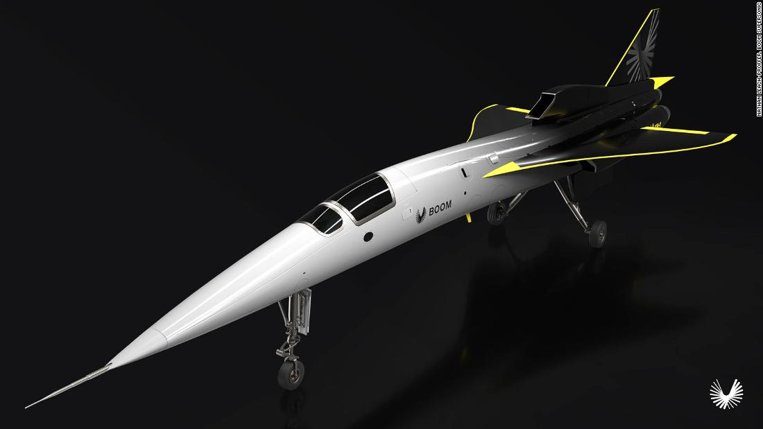 Supersonic travel set to return for first time since Concorde retired