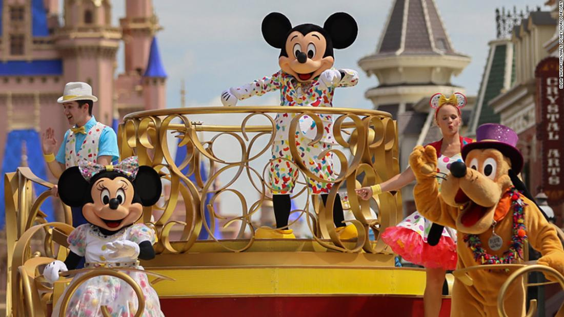 Disney World reopens: Take an inside look at the Magic Kingdom today thumbnail