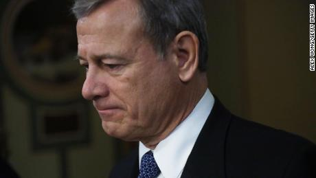 John Roberts faces a new round of legacy-defining turmoil