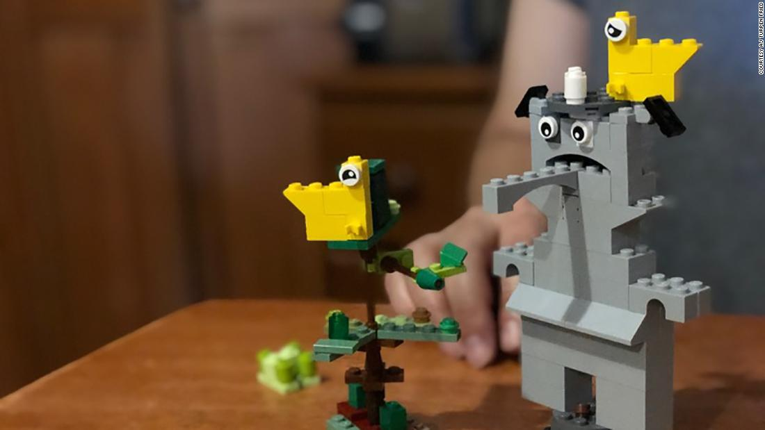 5 Lego challenges to make a stay-at-home summer fly
