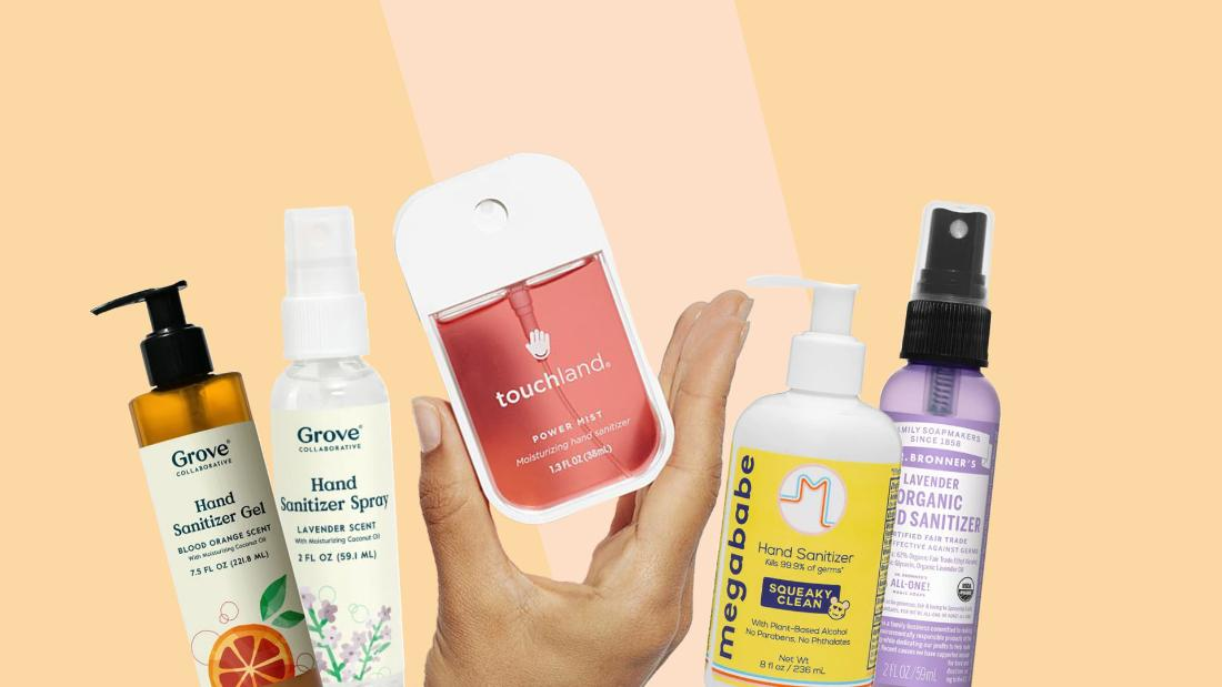 Best Hand Sanitizers Touchland Megababe And More That Smell Good Cnn Underscored