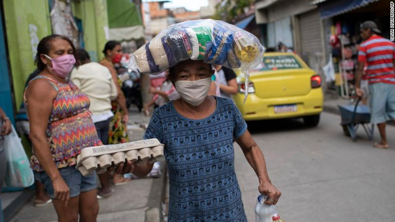 The hunger crisis linked to coronavirus could kill more people than the disease itself thumbnail