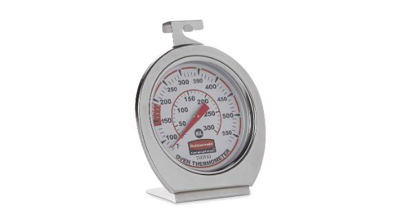 Rubbermaid Stainless Steel Oven Thermometer