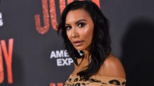 "BEVERLY HILLS, CALIFORNIA - SEPTEMBER 19: Naya Rivera attends the LA premiere of Roadside Attraction's ""Judy"" at Samuel Goldwyn Theater on September 19, 2019 in Beverly Hills, California. (Photo by Emma McIntyre/Getty Images)"