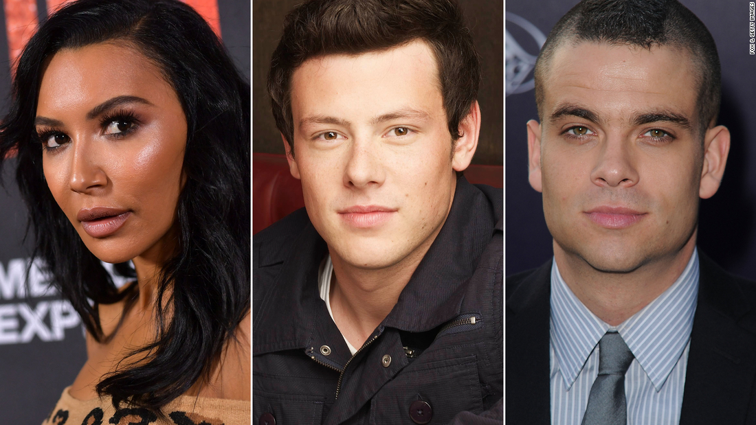 Glee Cast No Stranger To Tragic Deaths Al Manara