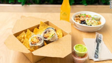 Some companies are switching to individualized boxed meals at work.