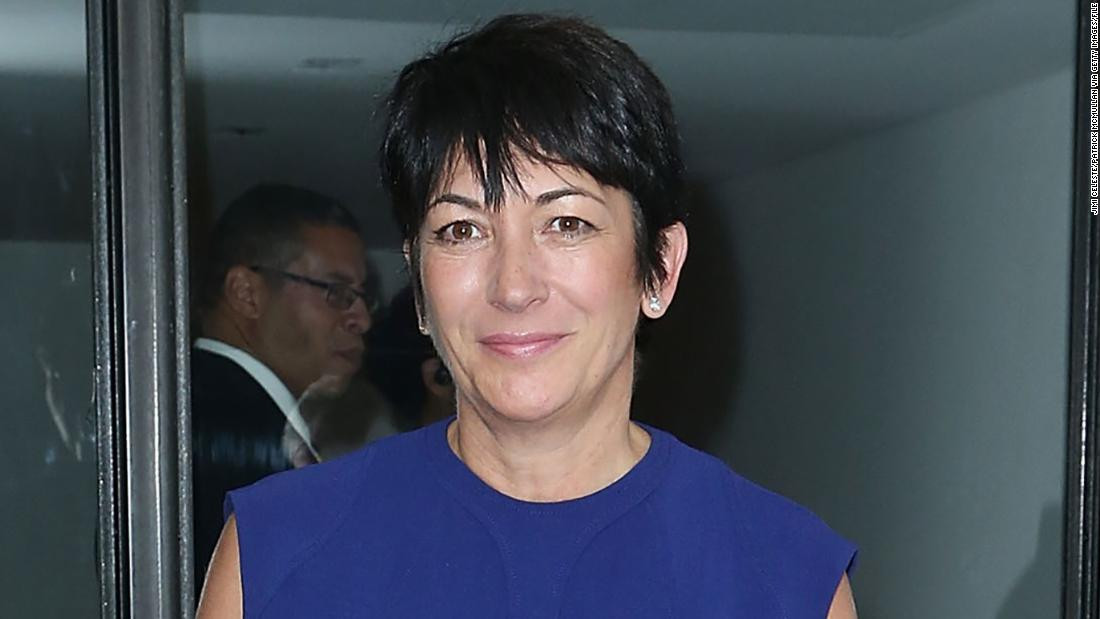 Ghislaine Maxwell argues for bail, says she's 'not Jeffrey Epstein'