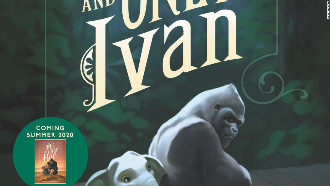 """The One and Only Ivan"" by Katherine Applegate explores the theme of empathy through the eyes of a gorilla held captive in a shopping mall."