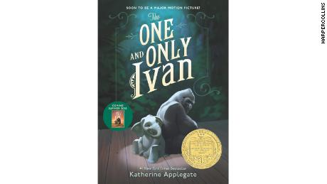 """The One and Only Ivan"" by Katherine Applegate"