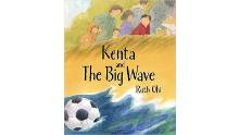 """Kenta and the Big Wave"" by Ruth Ohi"