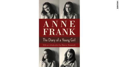 """Anne Frank: The Diary of a Young Girl"" by Anne Frank"