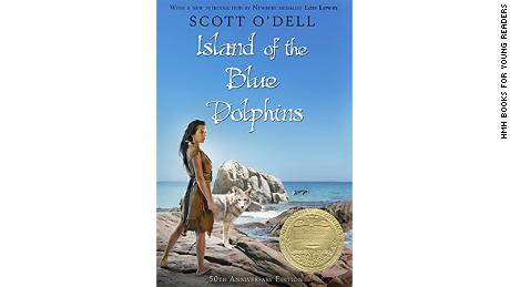 """Island of the Blue Dolphins"" by Scott O'Dell"