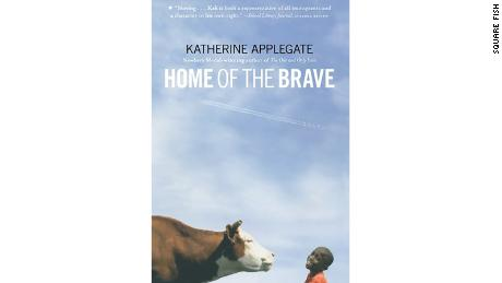 """Home of the Brave"" by Katherine Applegate"