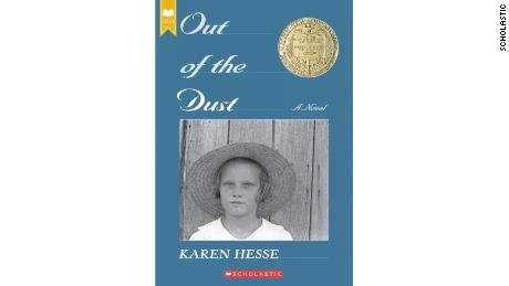 """Out of the Dust"" by Karen Hesse"