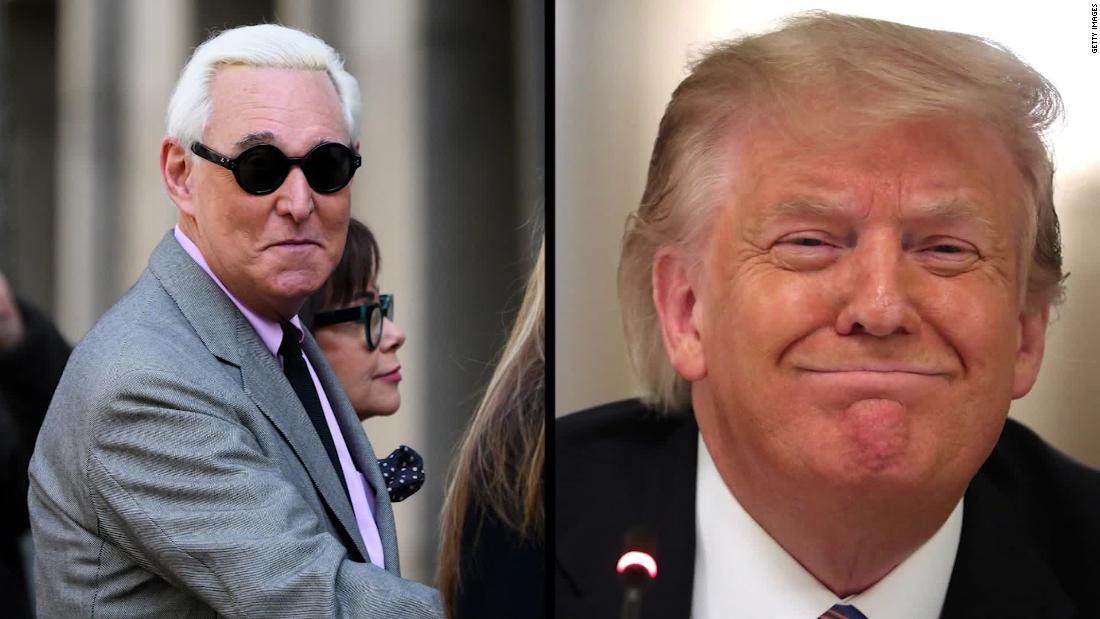 Cơn thịnh nộ đằng sau hành động của Trump đối với Roger Stone (ý kiến)
