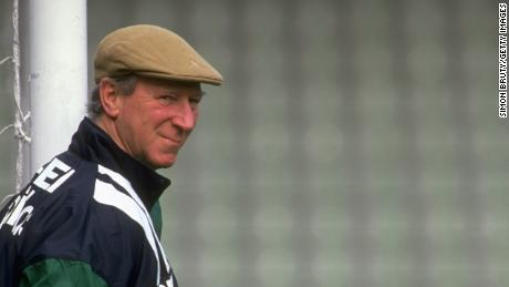 Jack Charlton, English World Cup-winning footballer, dies aged 85