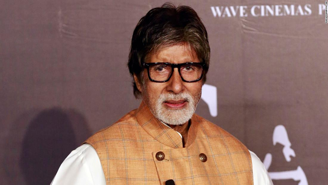 Bollywood superstar Amitabh Bachchan hospitalized for coronavirus | Karen Smith, CNN