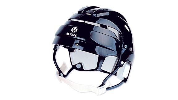 Mylec Senior Adjustable Street Hockey Helmet