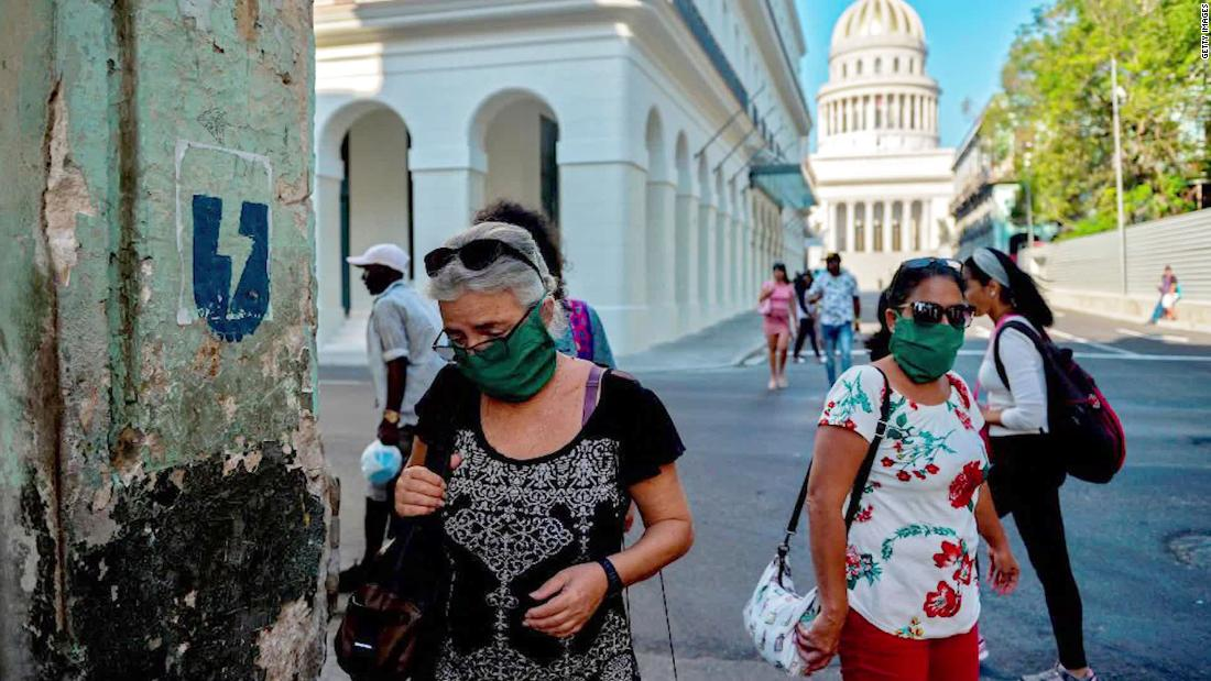 Cuba escaped Covid-19 surges hitting Caribbean and South America – CNN Video