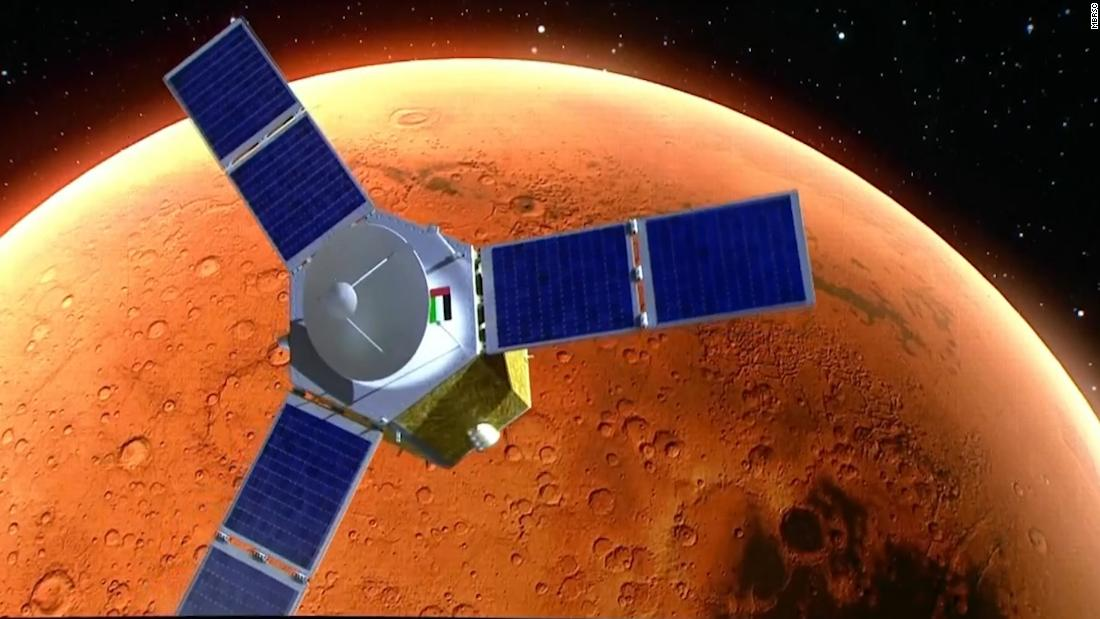 The UAE has successfully launched the Arab world's first Mars mission, as this summer's space race heats up