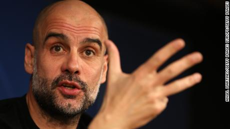 Pep Guardiola is yet to win the Champions League with Man City.
