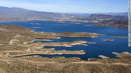 One person is missing after a suspect electrocution incident at Arizona's Lake Pleasant on Sunday.