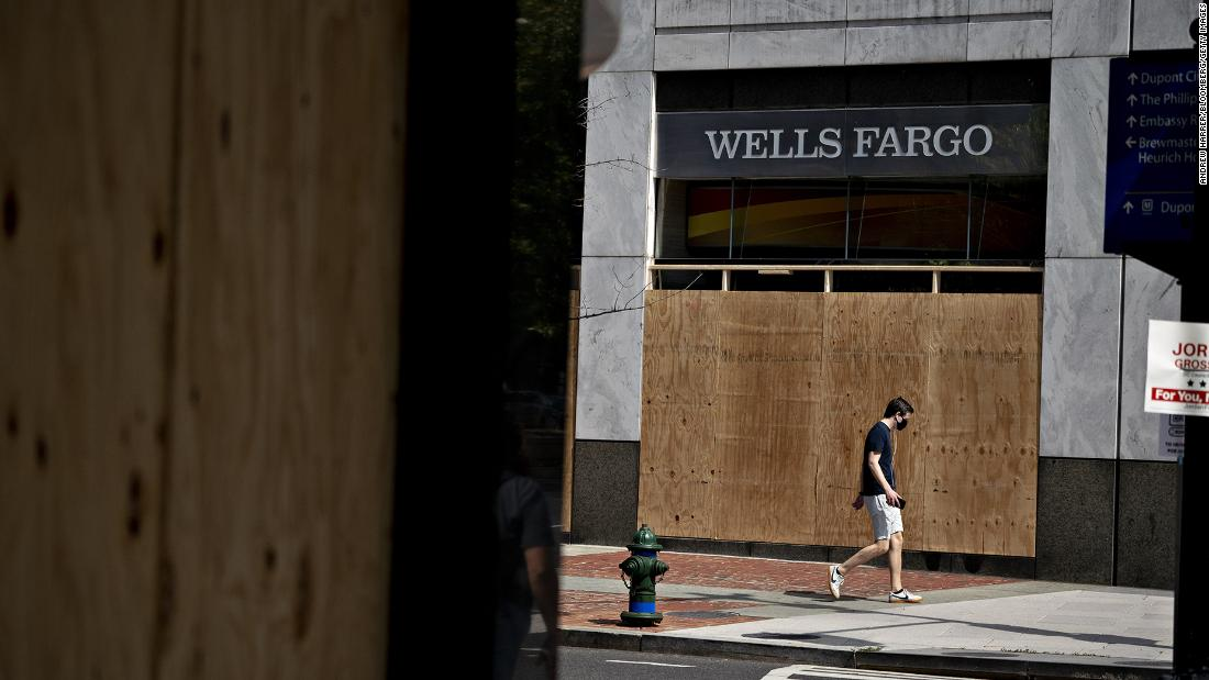 Wells Fargo lost $2.4 billion last quarter, setting the stage for its first dividend cut since the Great Recession