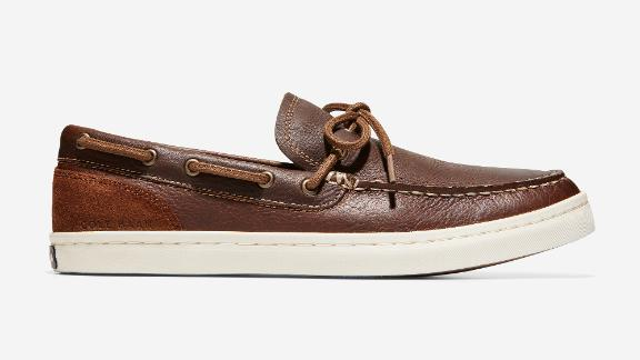 Nantucket Deck Camp Moc Loafer