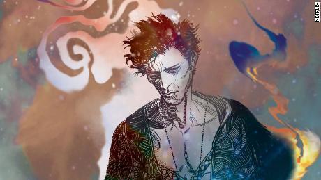 Arte de & # 39; The Sandman. & # 39;