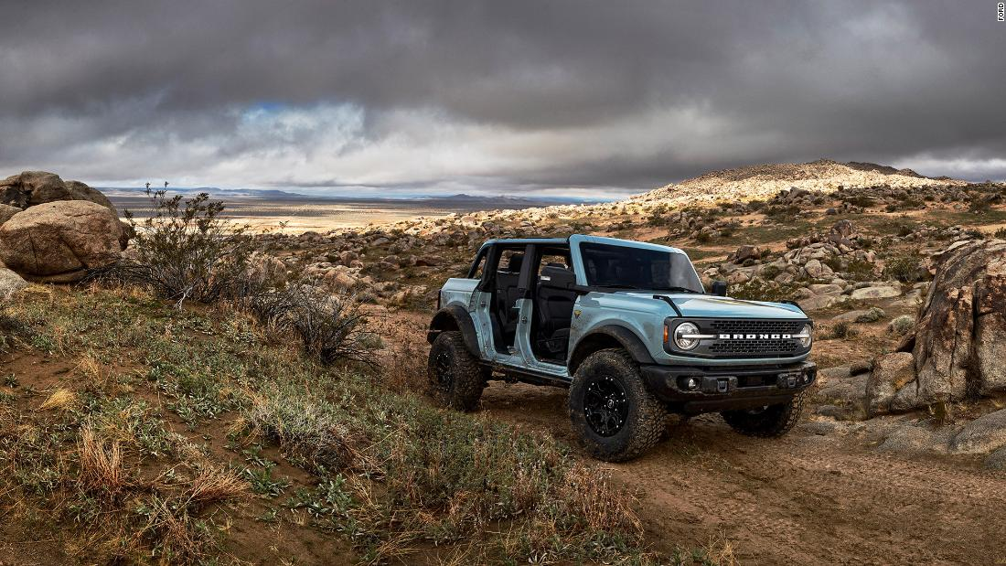 Ford Bronco 2021 reveal: New SUVs boast of Jeep-beating off-road abilities