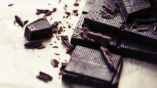 Dark chocolate is a good sort of indulgence.