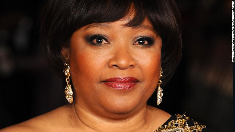 IMG ZINDZI MANDELA, South African Diplomat and Poet