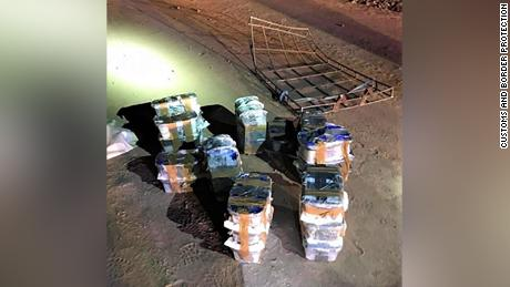 Smugglers busted carrying 145 pounds of meth on an ultralight aircraft