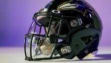 Oakley developed a mouth shield for NFL  helmets.