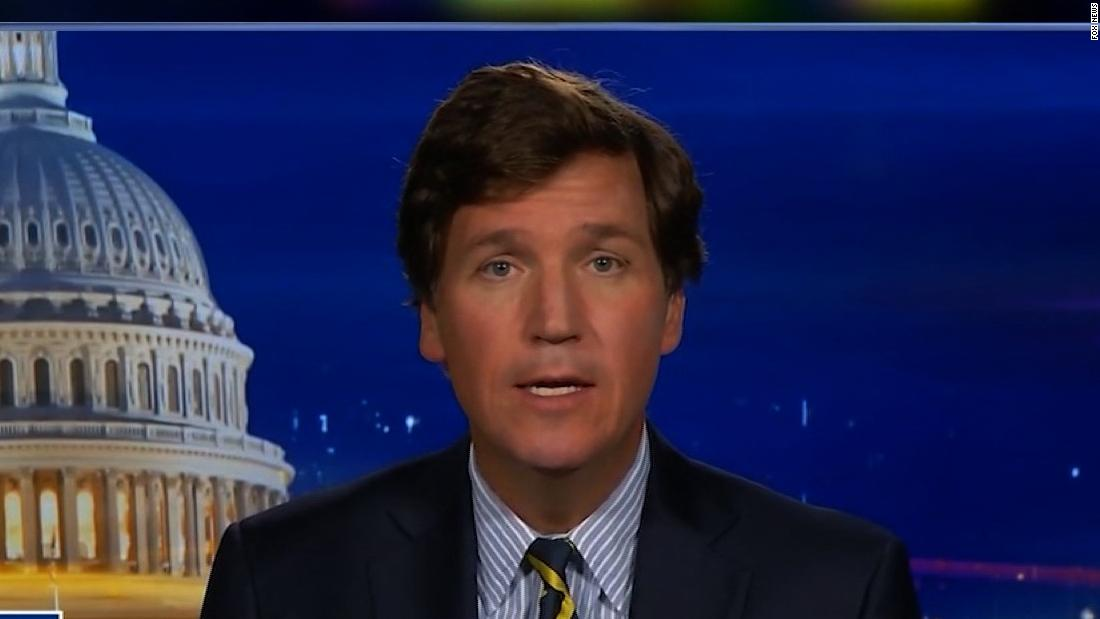 Tucker Carlson responds after top show writer resigns