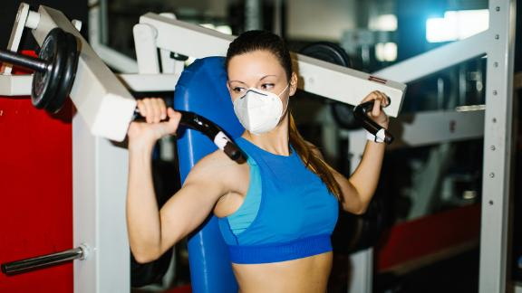 12 breathable face masks to protect you while exercising 2