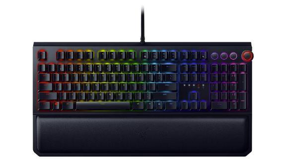 Razer BlackWidow Elite Mechanical Gaming Keyboard - Green, Yellow, or Orange Switches