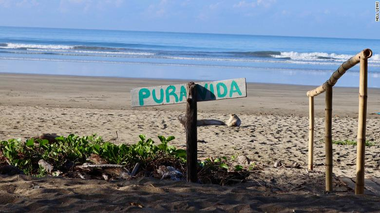 """Tourists flock to Costa Rica for its pristine beaches, wildlife and to experience """"pura vida."""""""