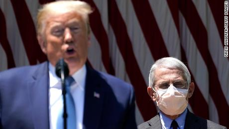 Fauci holds his ground against Navarro broadside
