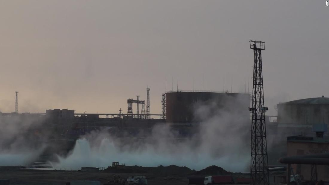 Fuel spill in Russia taking a devastating toll on the Arctic