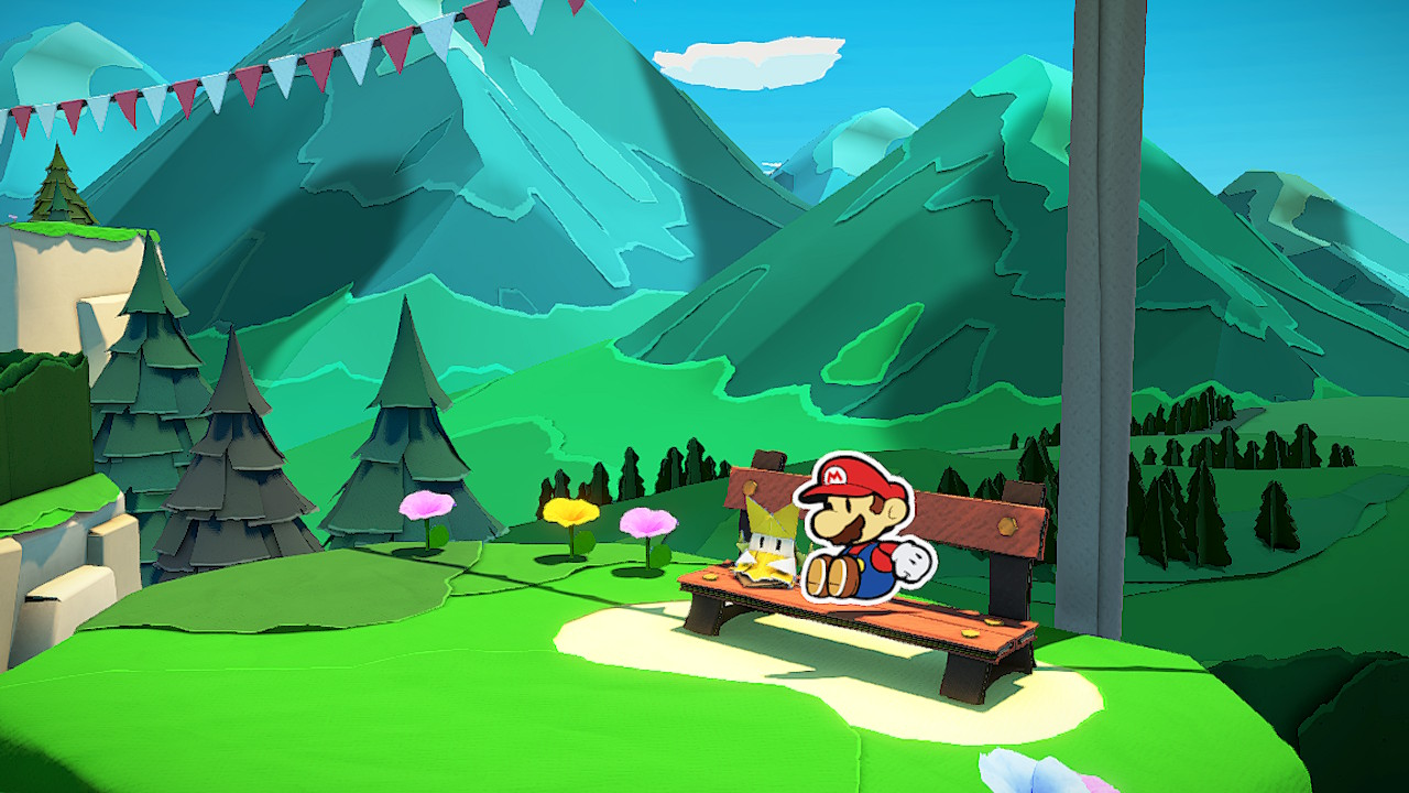 Paper Mario: The Origami King folds fun and inventive combat into one  confetti-laden package - CNN Underscored