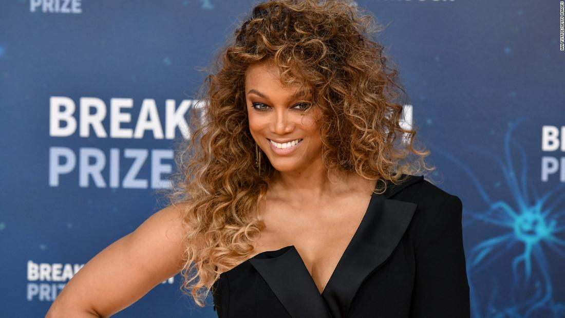 Tyra Banks to join 'Dancing with the Stars' as a host and executive producer – CNN