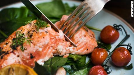 Eating fish could help protect aging brains from air pollution, study finds